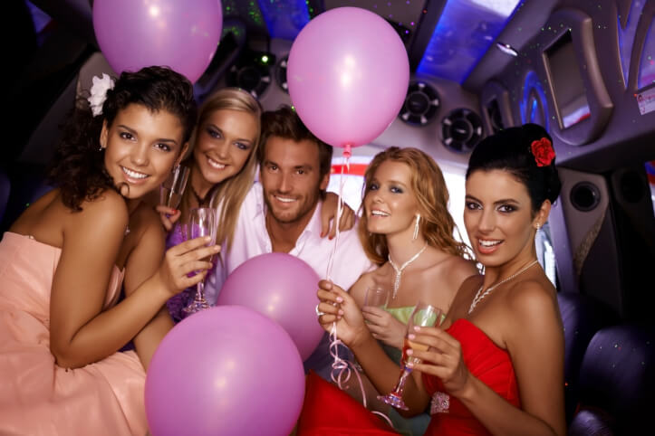 Why Host Your Party in a Party Bus